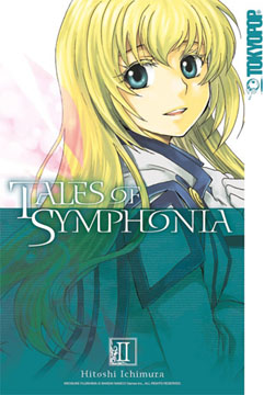 Tales of Symphonia Band 2