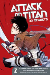Attack on Titan No Regrets Band 2