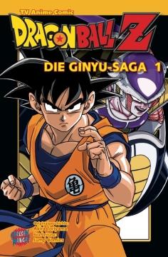 DragonBall Z - Die Ginyu-Saga Band 1