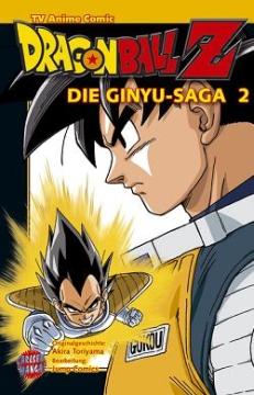 DragonBall Z - Die Ginyu-Saga Band 2