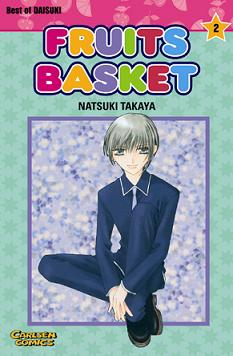 Fruits Basket Band 2