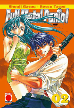 Full Metal Panic! Band 2