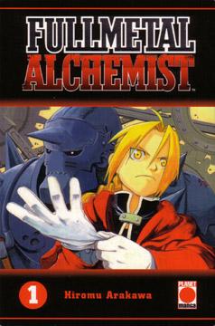 Fullmetal Alchemist Band 1