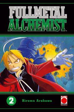 Fullmetal Alchemist Band 2