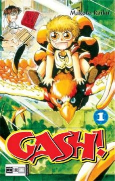GASH! Band 1