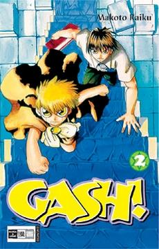 GASH! Band 2