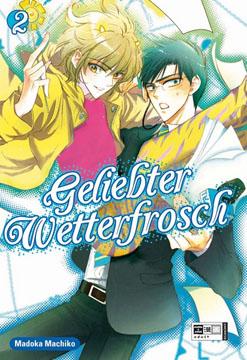 Geliebter Wetterfrosch Band 2