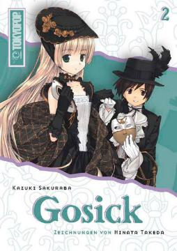 Gosick Band 2