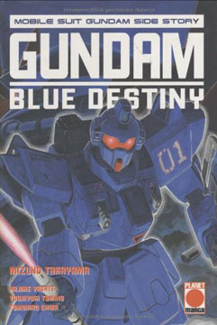 Gundam - Blue Destiny