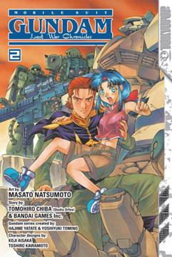 Gundam - Lost War Chronicles Band 2
