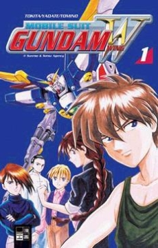Gundam Wing Band 1