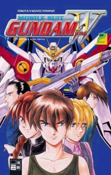 Gundam Wing Band 2