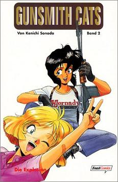 Gunsmith Cats Band 2