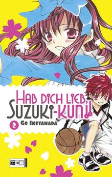 Hab dich lieb, Suzuki-kun!! Band 2