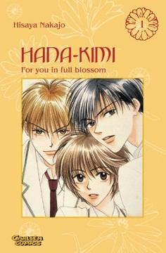 Hana Kimi Band 1