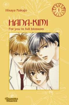 Hana-Kimi Band 1