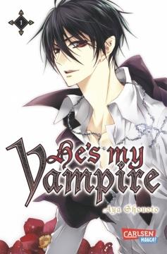 He's my Vampire Band 1