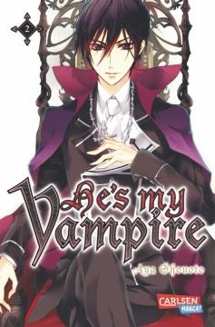 He's my Vampire Band 2