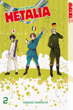 Hetalia - Axis Powers Band 2