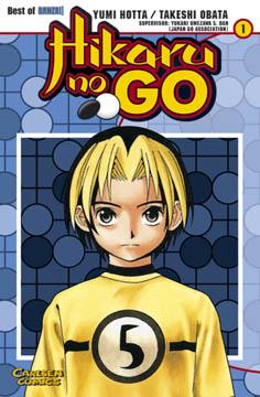 Hikaru no Go Band 1