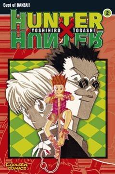 Hunter x Hunter Band 2