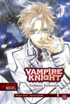 Vampire Knight - Eisblaues Verbrechen