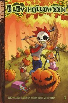 I Luv Halloween Band 1