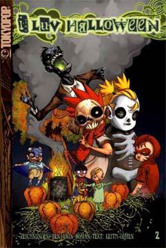 I Luv Halloween Band 2