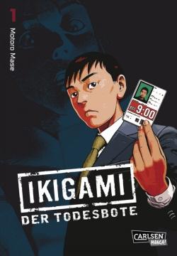 Ikigami Band 1