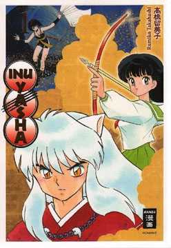 Inu Yasha New Edition Band 1