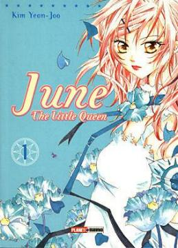 June - The little Queen Band 1