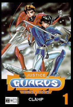 Justice Guards Duklyon Band 1