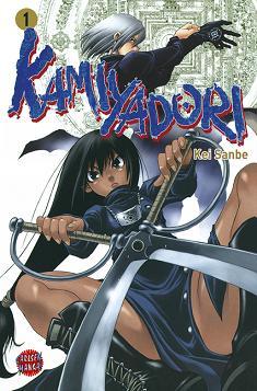 Kamiyadori Band 1