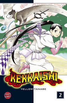 Kekkaishi Band 2