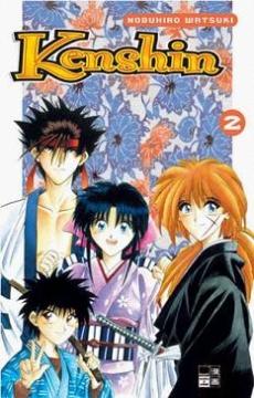 Kenshin Band 2