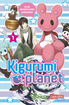 Kigurumi Planet Band 1