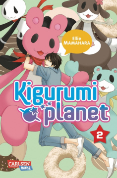 Kigurumi Planet Band 2