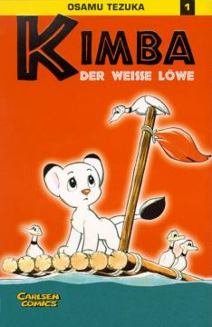 Kimba, der weisse Löwe Band 1