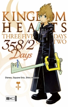 Kingdom Hearts 358/2 Days Band 1