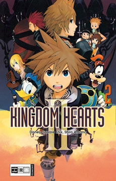 Kingdom Hearts II Band 2