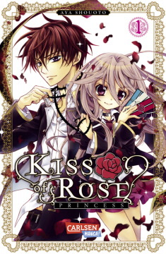 Kiss of Rose Princess Band 1
