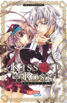 Kiss of Rose Princess Band 2