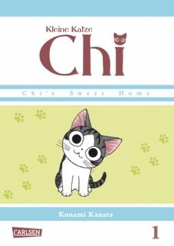 Kleine Katze Chi Band 1