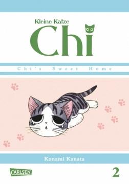 Kleine Katze Chi Band 2