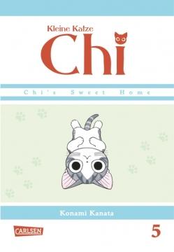 Kleine Katze Chi Band 5