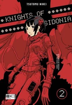 Knights of Sidonia Band 2