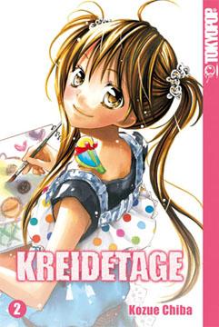 Kreidetage Band 2