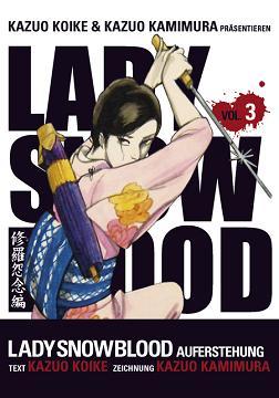 Lady Snowblood Auferstehung