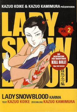 Lady Snowblood Band 2