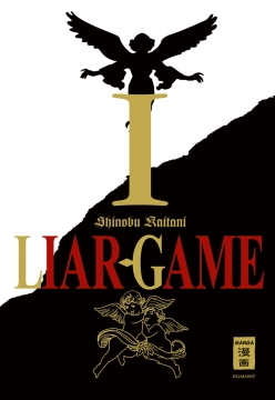 Liar Game Band 1
